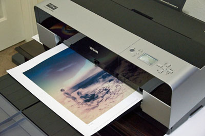 photo of printer